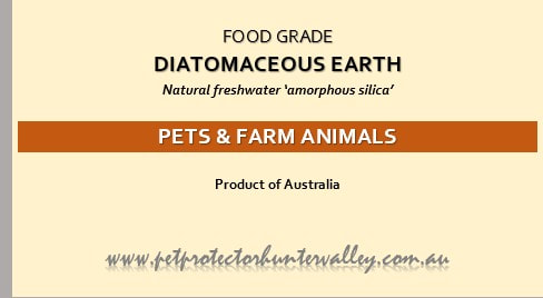 Food Grade Diatomaceous Earth For Pets